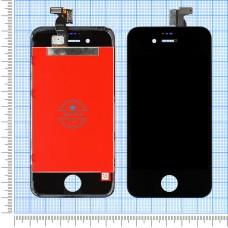 Дисплейний модуль для iPhone 4 чорний