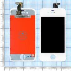 Дисплейний модуль для iPhone 4 білий