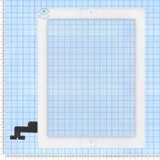 Тачскрін для iPad 2 білий