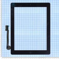 Тачскрін для iPad 3 чорний