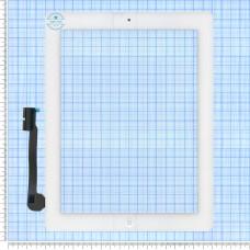Тачскрін для iPad 3 білий